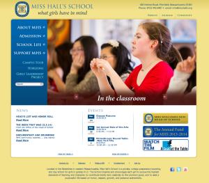 Miss Hall's School Website