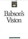 Babson's Vision Thumbnail